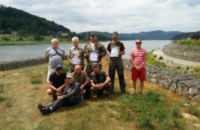 Wyniki Spinningowych Mistrzostw Koła PZW Barskie – 23.06.2019 – Bartkowa