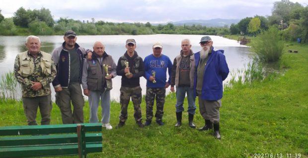 Galeria – Spławikowe Mistrzostwa Koła PZW Barskie – Stadła – 13.06.2021r.
